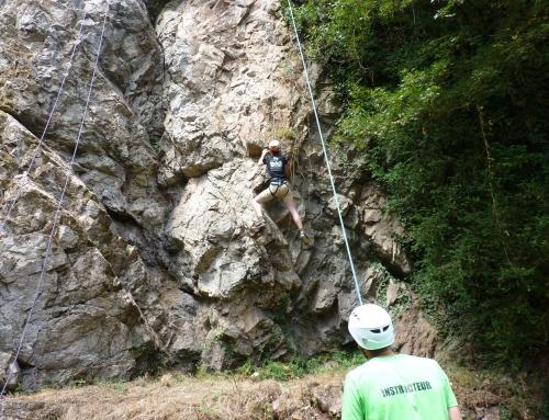 Meerdaagse klimcursus?
